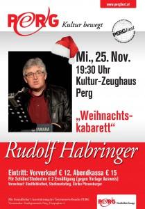 25.11.2015 PERGliest Rudolf Habringer
